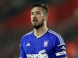 Luke Chambers for Ipswich Town on January 4, 2015