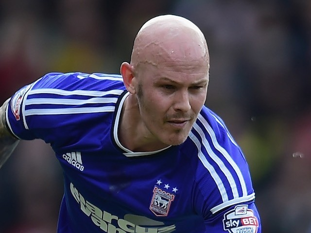 Richard Chaplow for Ipswich Town on March 1, 2015