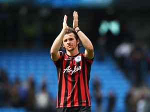 Joey Barton for QPR on May 10, 2015