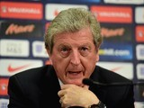 England boss Roy 'Royston' Hodgson announces his team selection on May 21, 2015