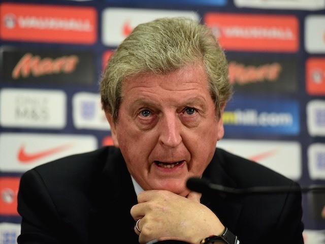 England boss Roy 'Royston' Hodgson announces his team selection on May 21, 2015