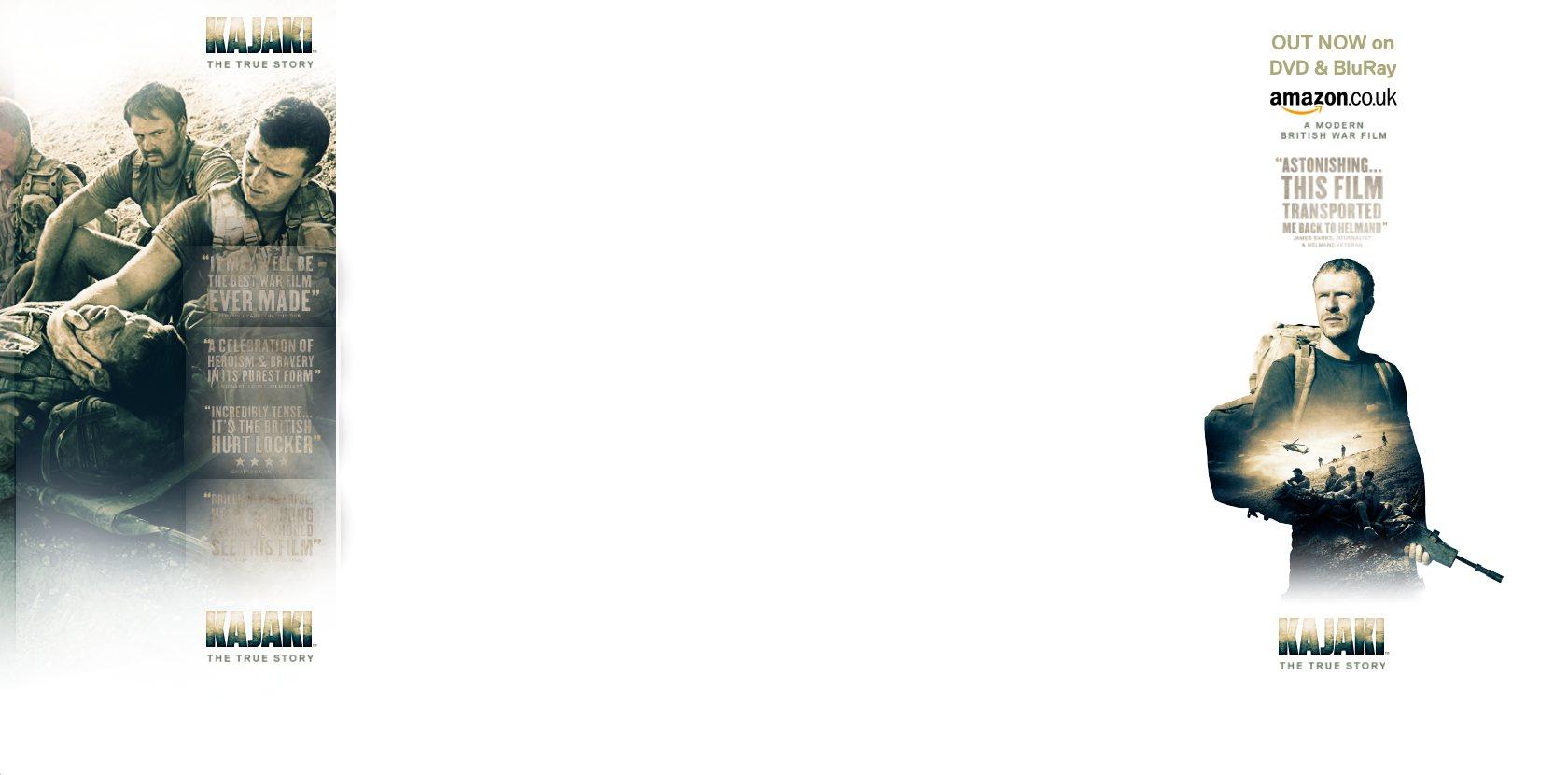 Kajaki - DVD Launch - Amazon