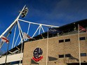 A general view outside the ground prior to the FA Cup Third Round match between Bolton Wanderers and Wigan Athletic at the Macron Stadium on January 3, 2015