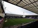 A general view of Deepdale ahead of the Sky Bet League 1 Playoff Semi-Final match between Preston North End and Chesterfield at Deepdale on May 10, 2015