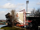 General view of the stadium prior to the Sky Bet Championship match between Nottingham Forest and Yeovil Town at City Ground on February 02, 2014