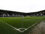 A general view ahead of the Sky Bet Championship match between Derby County and Watford at iPro Stadium on April 3, 2015