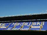 General view of the Madjeski Stadium ahead of the Sky Bet Championship match between Reading and Leicester City at Madejski Stadium on April 14, 2014