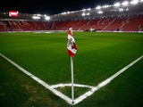 A general view of the stadium before the Barclays Premier League match between Southampton and West Ham United at St Mary's Stadium on February 11, 2015