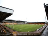 A general view of the stadium ahead of the Budweiser FA Cup third round match between Port Vale and Plymouth Argyle at Vale Park on January 5, 2014