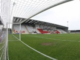 A general view of the Globe Arena taken prior to the npower League Two match between Morecambe and Northampton Town at the Globe Arena on May 7, 2011