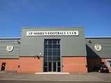 A general view of St Mirren Park on July 27, 2011