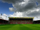 A general view of Banks's stadium before the pre season friendly between Walsall and Aston Villa at Banks' Stadium on July 25, 2015