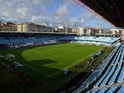 General view of Estadio Balaidos before the La Liga match between Celta Vigo and Real Madrid CF at Estadio Balaidos on April 26, 2015