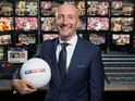 Ian Holloway is unveiled as Sky Sports' new Football League analyst