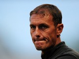 Ian Hendon, Manager of Leyton Orient looks on during the pre season friendly match between Braintree Town and Leyton Orient at the Miles Smith Stadium on July 10, 2015