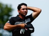 Jason Day during the final round of the PGA on August 16, 2015