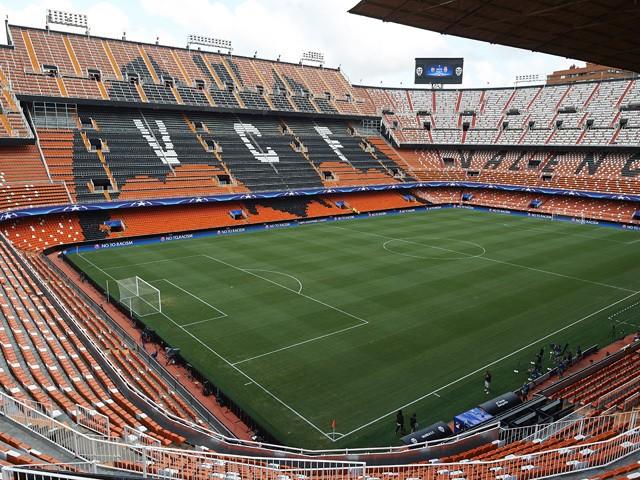 Mestalla Stadium - Wikipedia