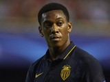 Anthony Martial of Monaco looks on during the UEFA Champions League Qualifying Round Play Off First Leg match between Valencia CF and AS Monaco at Mestalla Stadium on August 19, 2015