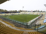 A general view of the stadium Alberto Braglia ahead before of the Serie B match between US Sassuolo Calcio and AS Varese at Alberto Braglia Stadium on October 14, 2012