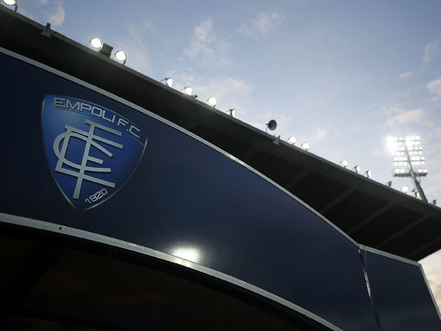 General view prior to the Serie A match between Empoli FC and AC Chievo Verona at Stadio Carlo Castellani on August 23, 2015
