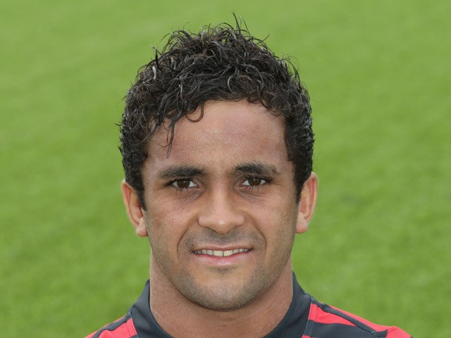 Sam Stanley of Saracens poses for a portrait at the photocall held at Allianz Park on August 6, 2013