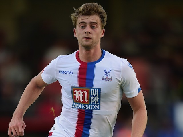 Patrick Bamford in action for Crystal Palace on August 3, 2015