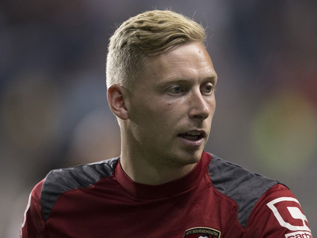 Goalkeeper Ryan Allsop #21 of AFC Bournemouth looks on during the friendly match against the Philadelphia Union on July 14, 2015