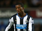 Georginio Wijnaldum of Newcastle United in action during the Barclays Premier League match between West Ham United and Newcastle United at Boleyn Ground on September 14, 2015 in London, United Kingdom.