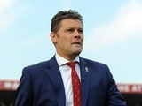 Bristol City Manager Steve Cotterill during the Sky Bet Championship match between Bristol City and Reading at Ashton Gate on September 19, 2015
