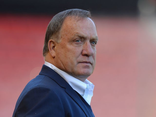 Dick Advocaat manager of Sunderland looks on prior to the Barclays Premier League match between A.F.C. Bournemouth and Sunderland at Vitality Stadium on September 19, 2015