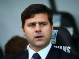 Mauricio Pochettino manager of Tottenham Hotspur looks on ahead of the Barclays Premier League match between Swansea City and Tottenham Hotspur at Emirates Stadium on October 4, 2015 in Swansea, Wales.