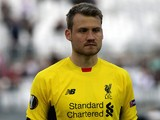 Liverpool FC goalkeeper Simon Mignolet before the Europa League game between FC Girondins de Bordeaux and Liverpool FC at Matmut Atlantique Stadium on September 17, 2015 in Bordeaux, France.