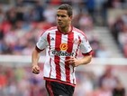 Jack Rodwell of Sunderland during the Barclays Premier League match between Sunderland and Tottenham Hotspur at the Stadium of Light on September 13, 2015 in Sunderland, United Kingdom.