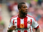 Jeremain Lens of Sunderland during the Barclays Premier League match between Sunderland and Swansea City at the Stadium of Light on August 22, 2015 in Sunderland, United Kingdom.