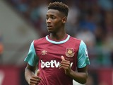 Reece Oxford of West Ham looks on during the Barclays Premier League match between West Ham United and Leicester City at the Boleyn Ground on August 15, 2015 in London, United Kingdom.