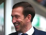 Gillingham manager Justin Edinburgh during the Sky Bet League One match between Crawley Town and Gillingham at The Checkatrade.com Stadium on March 28, 2015