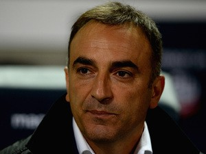 Sheffield Wednesday manager Carlos Carvalhal ahead of the Sky Bet Championship match between Bolton Wanderers and Sheffield Wednesday at Reebok Stadium on September 15, 2015