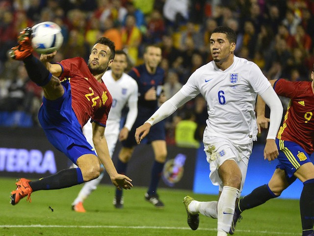 spain vs england - photo #6
