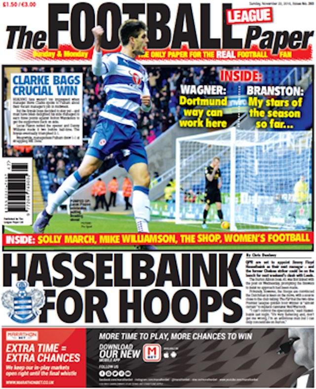 Paper football league