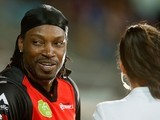 Big Bash star Chris Gayle makes apparently sexist comments to female reporter on January 4, 2016