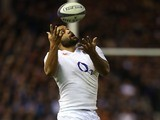 Billy Vunipola in action during the Six Nations game between Scotland and England on February 6, 2016