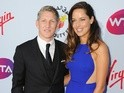 Ana Ivanovic and Bastian Schweinsteiger attend a WTA pre-Wimbledon party on June 25, 2015