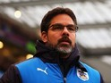 Huddersfield Town manager David Wagner on January 23, 2016