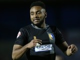 Adi Yussuf of Mansfield Town in action during the Sky Bet League Two match between Northampton Town and Mansfield Town at Sixfields Stadium on November 14, 2015