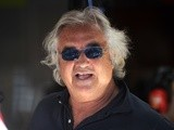 Former Renault F1 team principal Flavio Briatore pictured on September 11, 2010