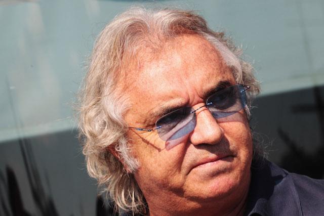 Flavio Briatore  F1 formula 1