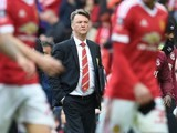 United boss Louis van Gaal during the FA Cup game between Manchester United and West Ham United on March 13, 2016