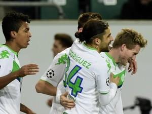 Wolfsburg x real madrid
