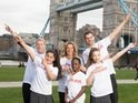 Photocall for the London 2017 tickets launch on April 19, 2016