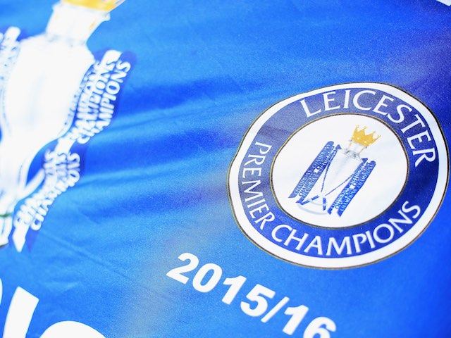Leicester City are crowned Premier League champions 2015-16